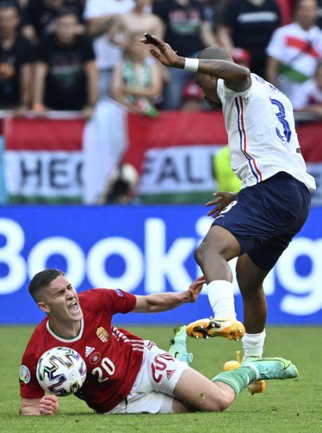 Francuska iščupala bod protiv Mađara, Grizman sprečio bruku