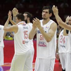 Reprezentativac Hrvatske otpisao Srbiju, a onda ga drugi Hrvat poklopio: Orlovi dobijaju Amere i uzimaju zlato!