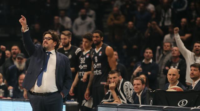 Reprezentativac Italije o Partizanu koji ZASLUŽUJE Evroligu!