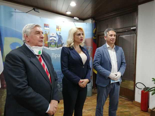 Republički krizni štab u Vranju: Situacija se stabilizuje
