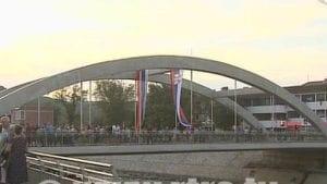 """Republika Srpska: U Čelincu otvoren most """"Srbija"""""""