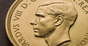 Retka kovanica britanskog kralja Edvarda prodata za milion funti