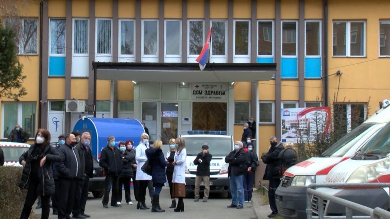 Revakcinacija građana sa severa Kosova