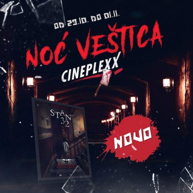Revija horor filmova u Cineplexx bioskopima