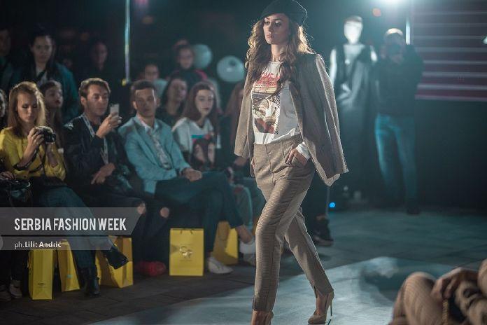 Revija modnih brendova u Promenadi: Pun pogodak!