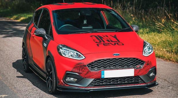 Revo Ford Fiesta ST