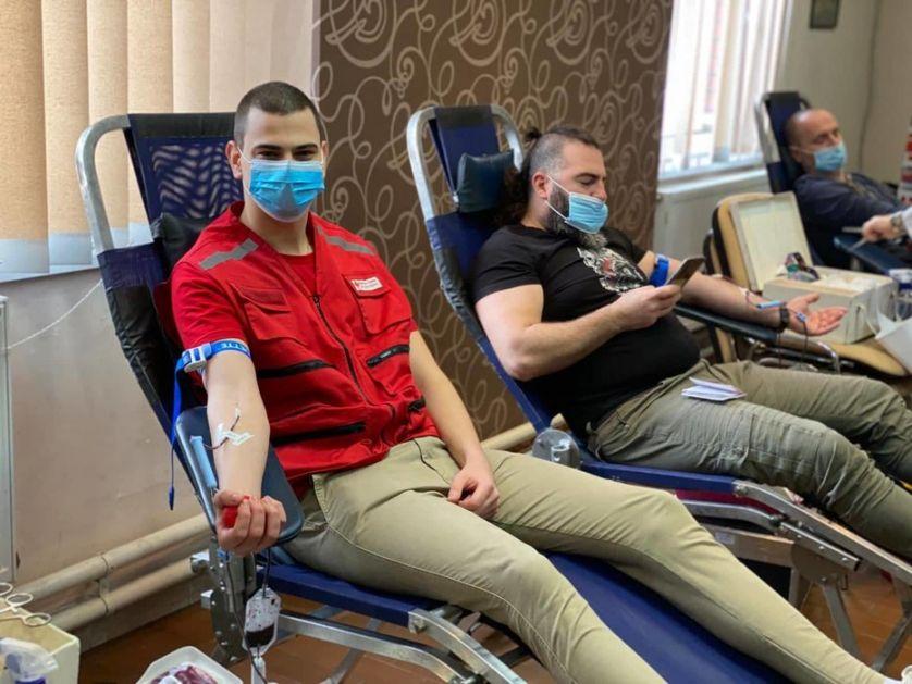 Rezerve krvi na minimumu, nedostaju sve krvne grupe