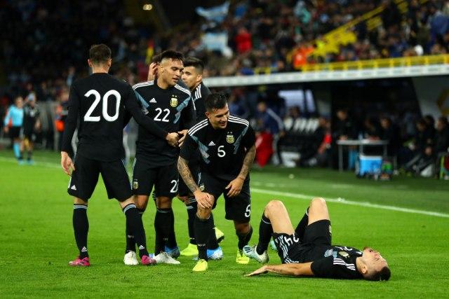 Rezervisti Argentine nadoknadili 0:2 u Dortmundu