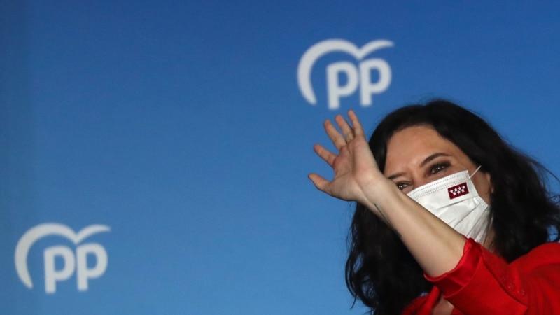 Rezultati izbora u Madridu kao poticaj španskim desničarima
