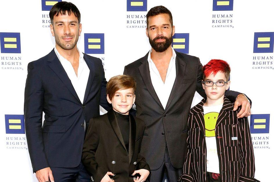 Ricky Martin sa suprugom Jwanom Yosefom očekuje četvrto dete