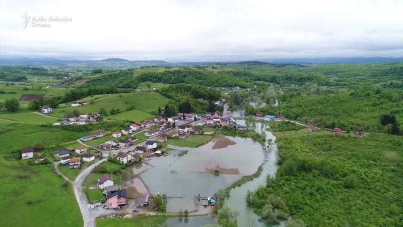 Rijeke u BiH i dalje u porastu