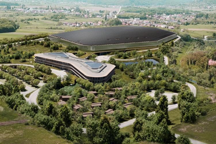 Rimac gradi novi kampus od 200 miliona evra