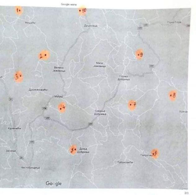 Rio Tinto u tajnosti planira i drugi rudnik u Srbiji, početak radova kod Požege 17. aprila
