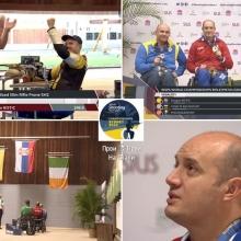 Ristic sampion Svetskog prvenstva u parastreljastvu (Sidnej 2019)