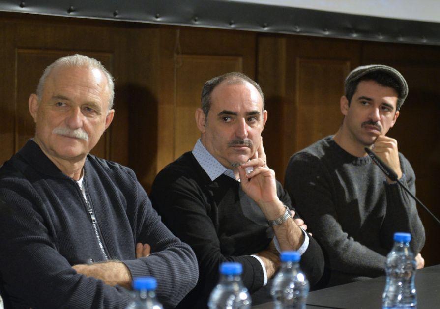 Ristovski sa italijanskim kolegama predstavlja film Čovek koji je kupio Mesec
