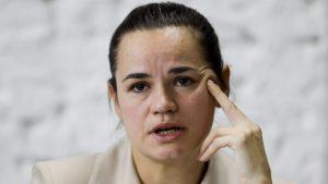 Tihanovskaja: Donela sam tešku odluku da napustim Belorusiju