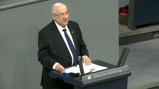 Rivlin: Nećemo dozvoliti da zagovornici antisemitizma i ksenofobije opet dignu glas