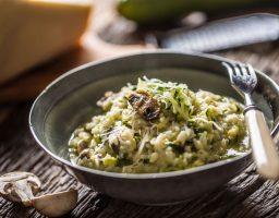 Rižoto sa piletinom i brokolijem, lagano i ukusno jelo