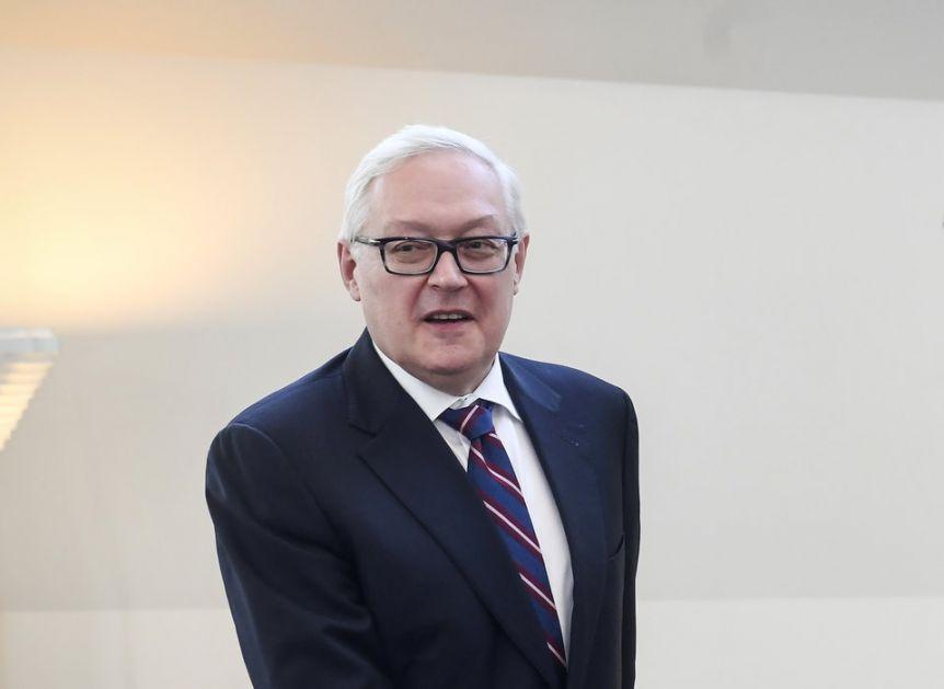 Rjabkov: Ambasador Rusije vraća se u SAD do kraja meseca