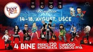 Rock opera na spektakularnom zatvaranju Belgrade Beer Fest-a u ponedeljak