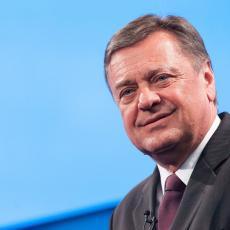 Rođen je kod Smedereva, a sada je četvrti put izabran za gradonačelnika Ljubljane