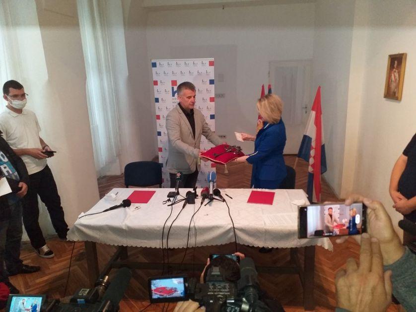 Rodna kuća bana Josipa Jelačića vraćena hrvatskoj nacionalnoj zajednici
