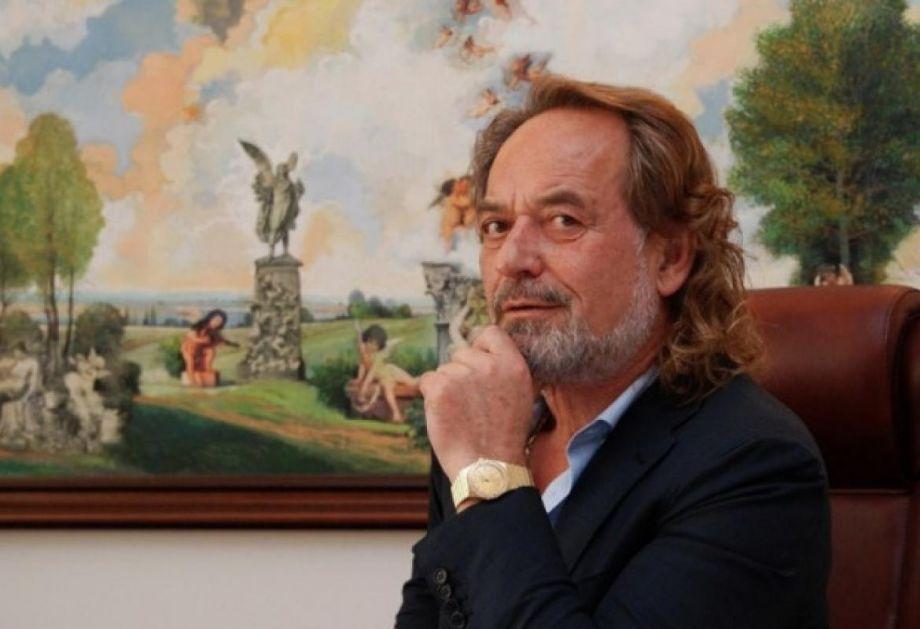 Rodoljub Drašković donirao milion, a duguje 14,8 miliona KM