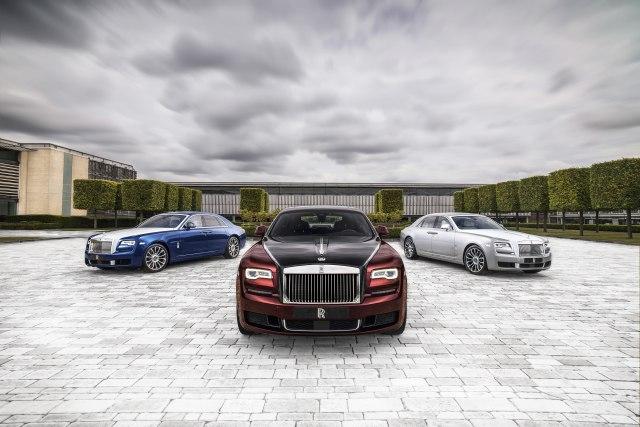 Rolls-Royce proširio prestižnu kolekciju FOTO
