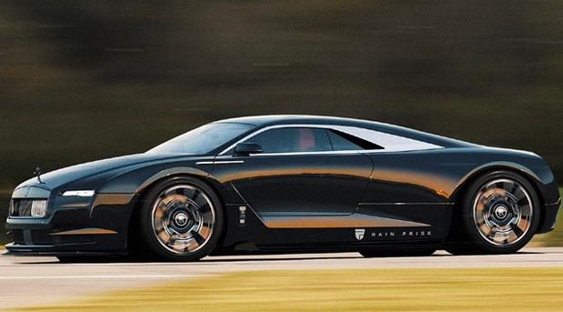 Rolls-Royce kao konkurent Bugattiju