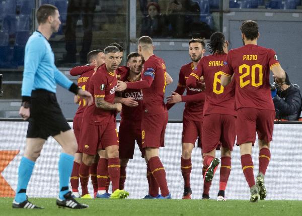 Roma konačno zaigrala, ali prekasno...