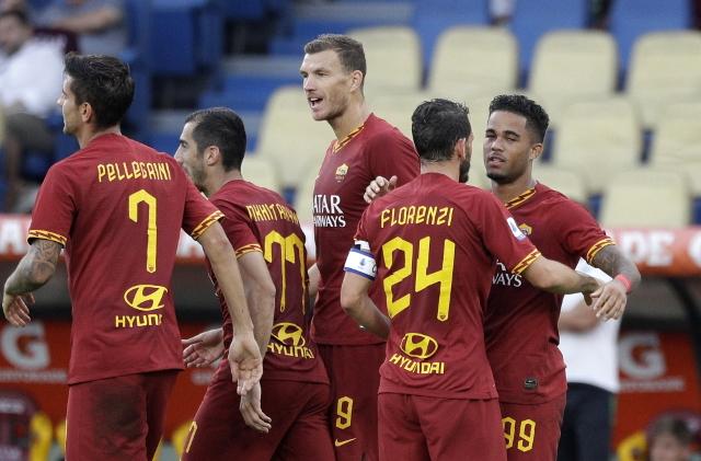 Roma pokazala dva lica, šest golova na Olimpiku, moglo je i više... (video)