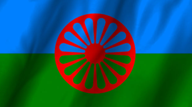 Romska partija: Pokušano rušenje spomenika Bibijaku