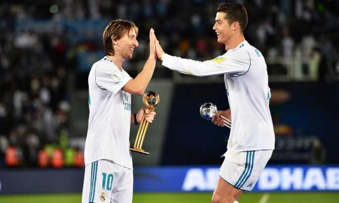 Ronaldo: Čestiram Modriću, moj gol bolji od Salahovog