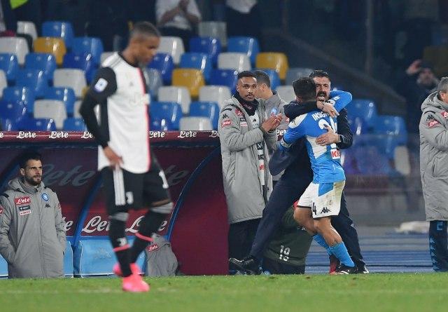 Ronaldo kasno pogodio – Napoli zaustavio Juve i pomogao Interu i Laciju
