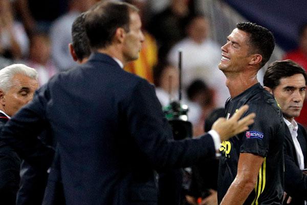 Ronaldo kukao dva meseca, ne vredi, pravila važe za sve, kupi poklon!
