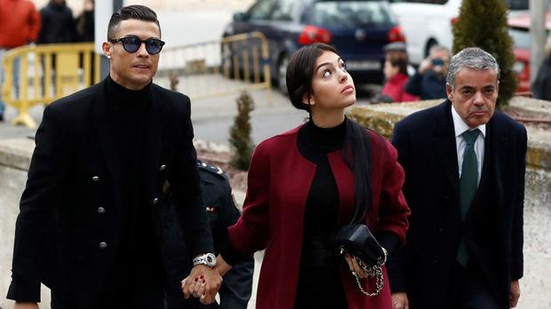 Ronaldo plaća 18,8 miliona evra zbog utaje poreza