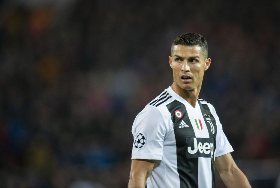 Ronaldo se rasplakao zbog snimka svog oca