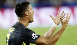 Ronaldo suspendovan na jednu utakmicu u Ligi šampiona