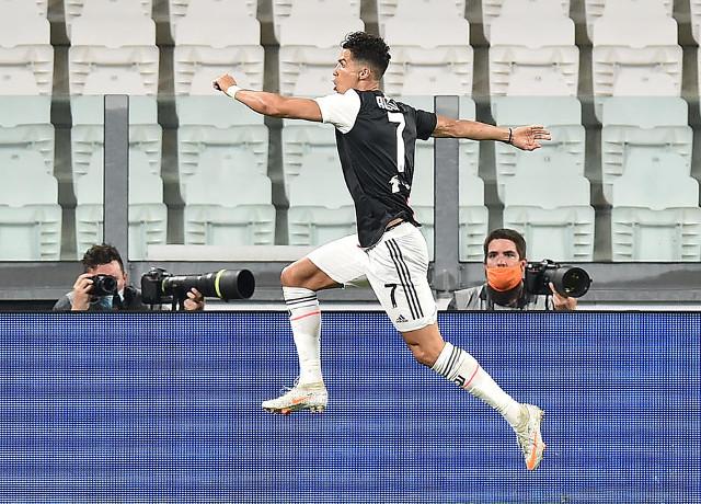 Ronaldovi rekordi i velika žal zbog Sergejevog slobodnjaka - upišite Juventusu titulu! (video)