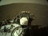 Rover se prvi put provozao Marsom - pogledajte šta je zabeležio FOTO