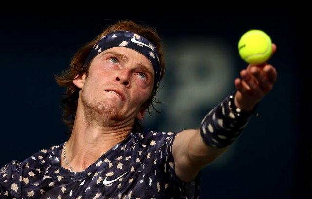 Rubljov savladao Tima u finalu njegovog turnira