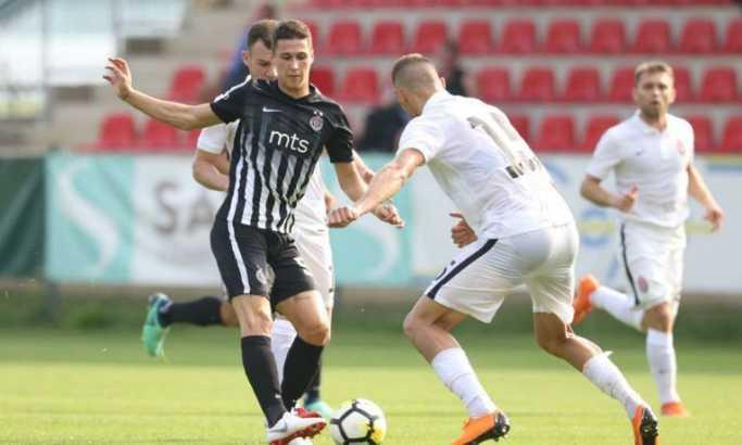 Rudar - Partizan 0:1, Jevtović iz penala (UŽIVO)