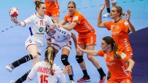 Rukometašice Srbije pobedile Svetskog šampiona