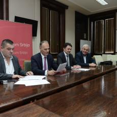 Rukovodstvo i reprezentativni sindikati Telekoma Srbija potpisali Sporazum o uslovima za dobrovoljni odlazak zaposlenih