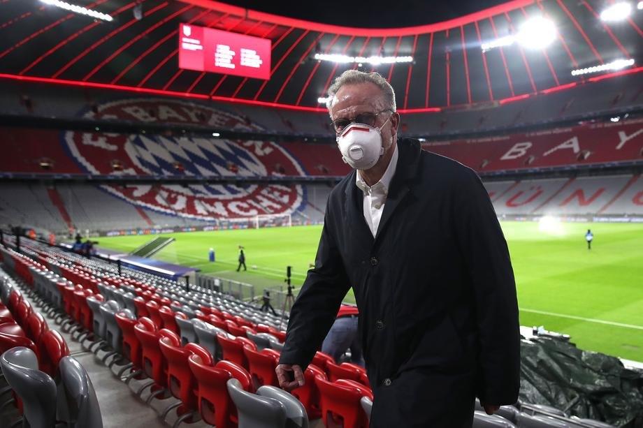 Rumenige: Evropsko prvenstvo da se igra samo u jednoj zemlji