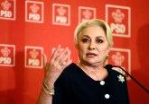 Rumunska premijerka pod pritiskom partije, u trci za predsednika