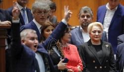 Rumunski parlament izglasao nepoverenje vladi