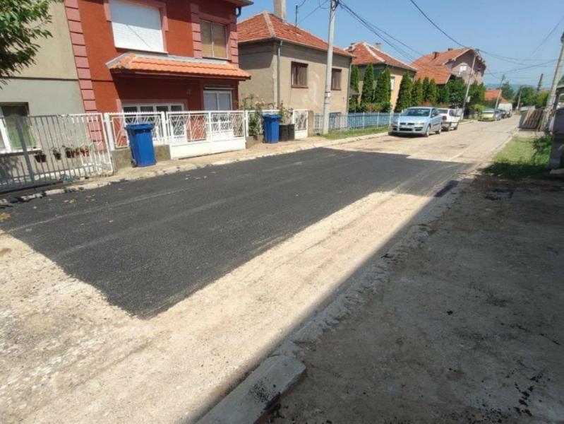 Rupa u Trsteničkoj ulici sanirana nakon deset meseci