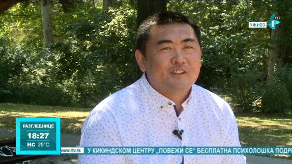 Rus koji je gradsku vrevu Sankt Peterburga zamenio Novim Sadom