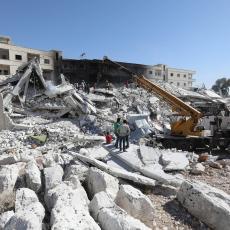 Rusi ZAGRMELI na Britance: Prestanite da izražavate zabrinutost i pomozite Siriji
